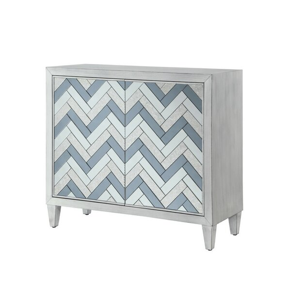 Tuggle 2 Door Accent Cabinet