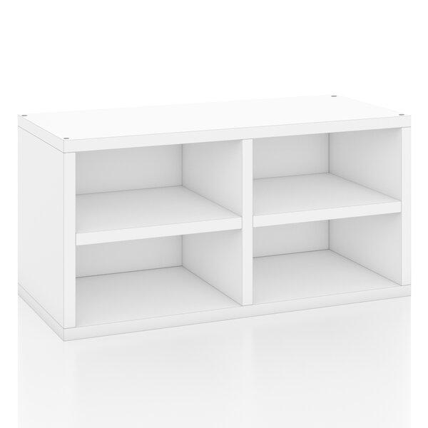 Savanna Standard Bookcase By Ebern Designs