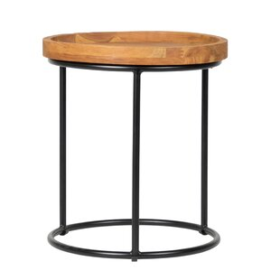 Biwabik End Table