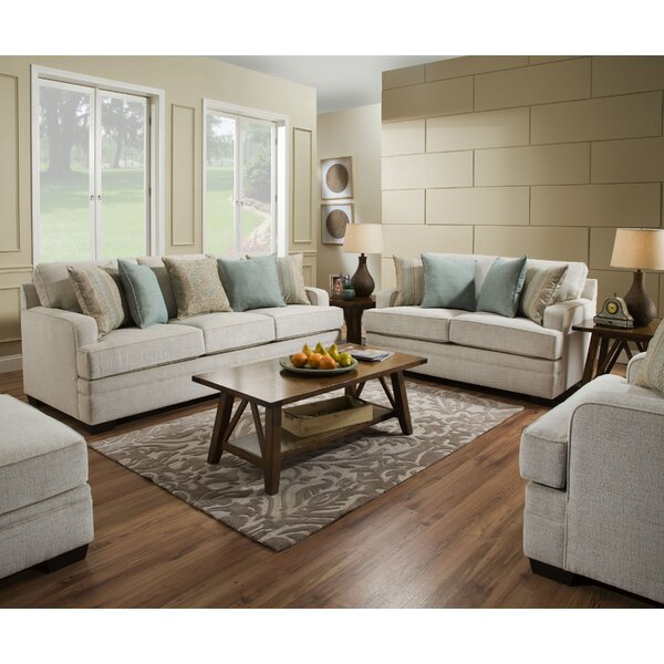 Hattiesburg Configurable Living Room Set by Simmons Upholstery by Three Posts