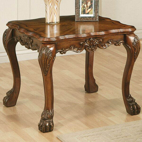 Welliver Traditional End Table by Astoria Grand Astoria Grand