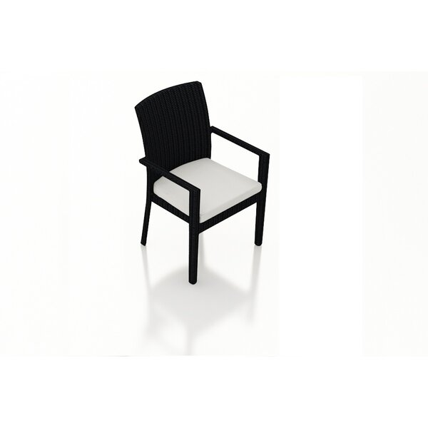 Azariah Patio Dining Chair by Orren Ellis