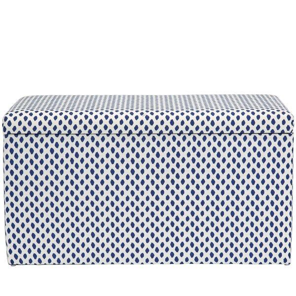 Bernadine Upholstered Storage Bench by Latitude Run