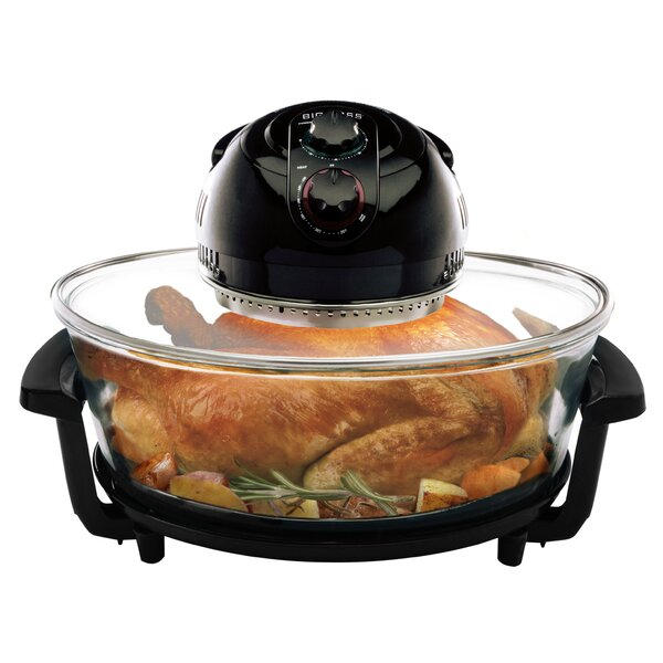 14 Rapid Wave Turkey Roaster by Big Boss