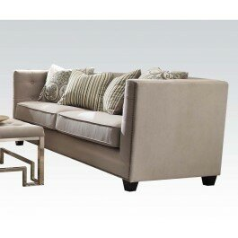 Ferguson Chesterfield Sofa by Brayden Studio