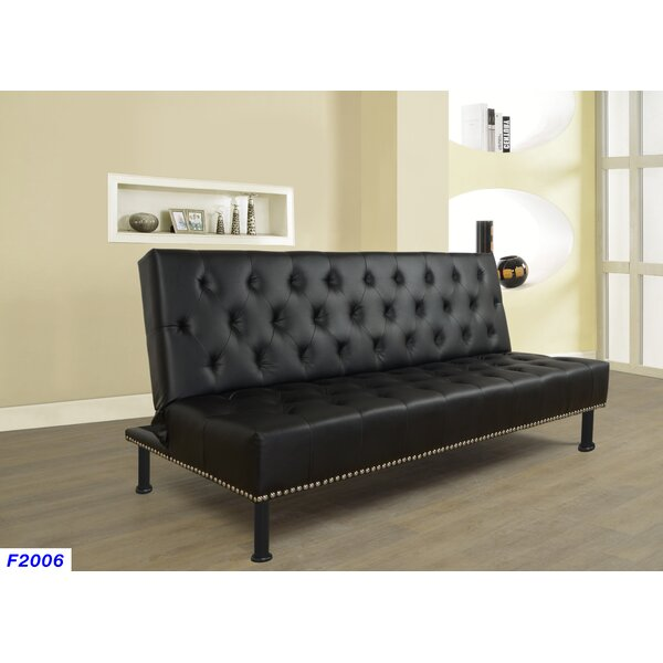 Mcgovern Convertible Sofa by Winston Porter