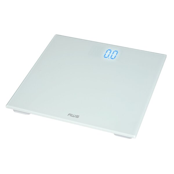 Digital Glass LED Weight Scale by American Weigh Scales