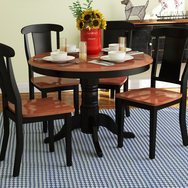 Hardin 5 Piece Dining Set by August Grove