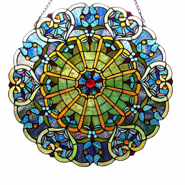 Stained Glass Panels You Ll Love Wayfair