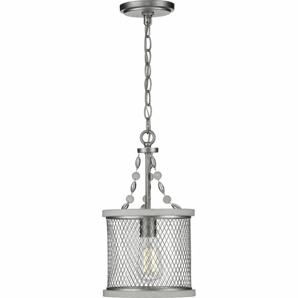 Millsaps 1 - Light Lantern Drum Pendant by 17 Stories 17 Stories