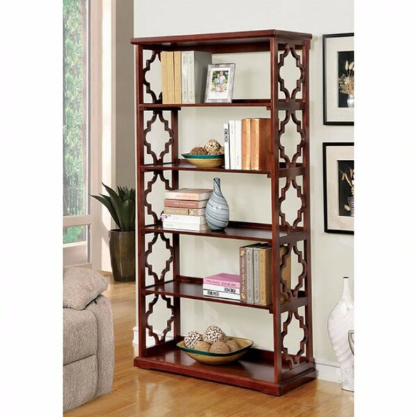 Charters Towers Contemporary Etagere Bookcase by Longshore Tides