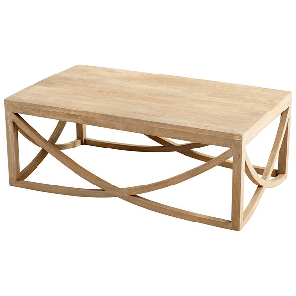 Lancet Coffee Table by Cyan Design