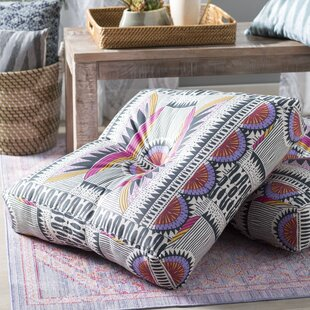 Best Choices Holli Zollinger Floor Pillow By East Urban Home
