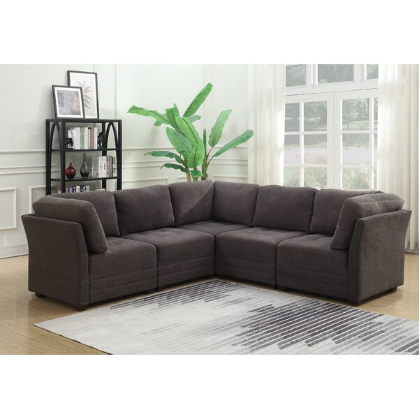 Frampton Reversible Modular Sectional by Latitude Run