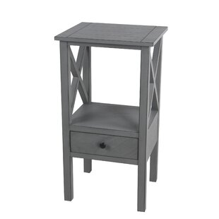 Read Reviews Kilraghts 1 Drawer End Table with Storage By Gracie Oaks