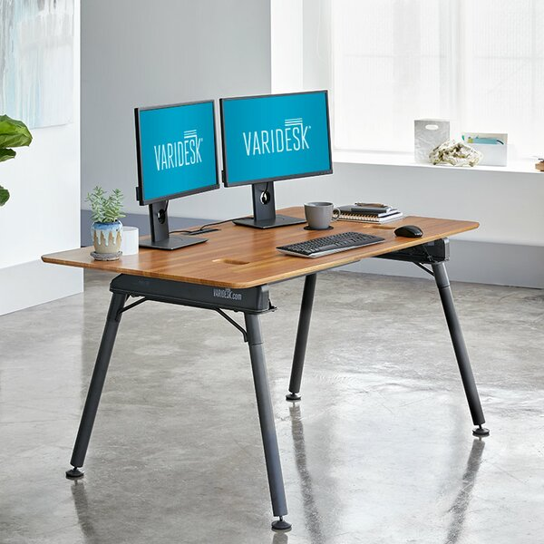 Height Adjustable Standing Desk by VARIDESK