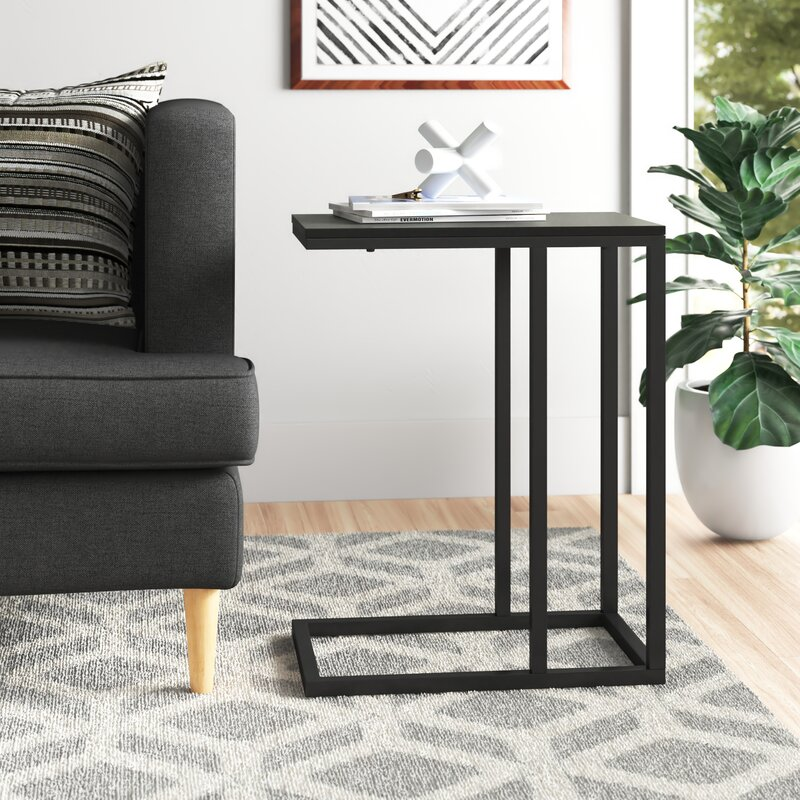 Zipcode Design Waynesboro Tray Top C End Table Reviews Wayfair