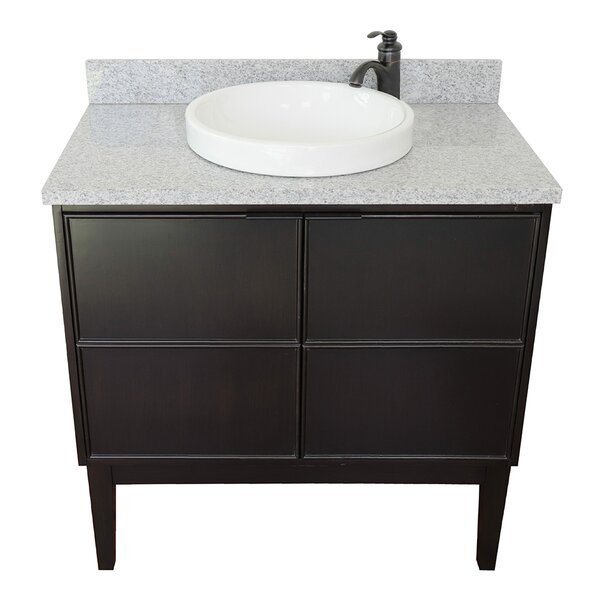 Shrum 37 Single Bathroom Vanity Set