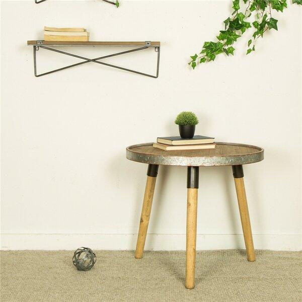 Pieper End Table by Gracie Oaks