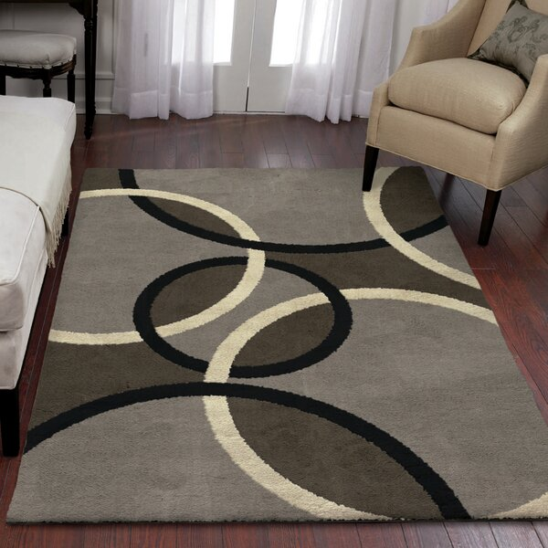 Jillian Gray Area Rug by Threadbind