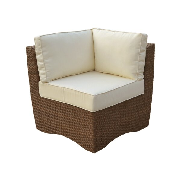 Key Biscayne Corner Chair by Panama Jack Outdoor