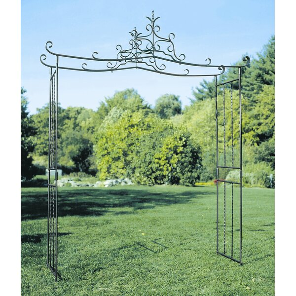 Chippendale Iron Arbor by ACHLA