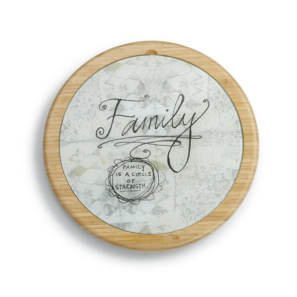 Rossitano Family Lazy Susan by August Grove