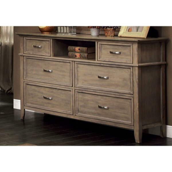 Salvador 6 Drawer Double Dresser by Darby Home Co