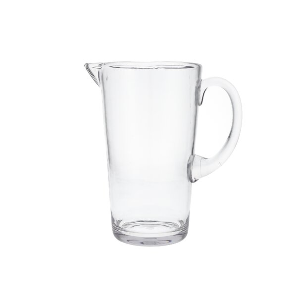 South Bend 70 Oz. Pitcher (Set of 4) by Fortessa
