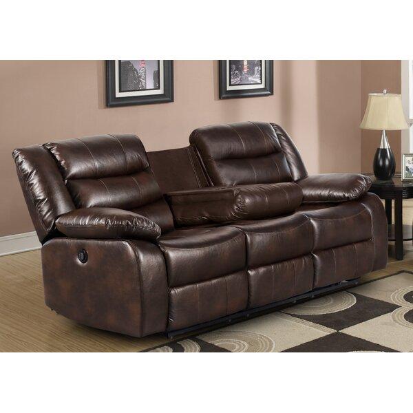 Trista Reclining Sofa by Red Barrel Studio