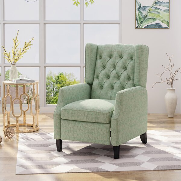 Mullenax Manual Recliner by Darby Home Co