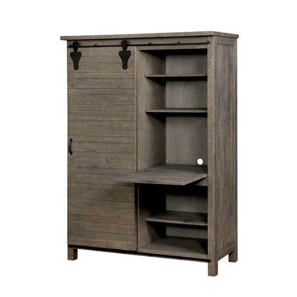 Camborne Wooden Armoire by Gracie Oaks