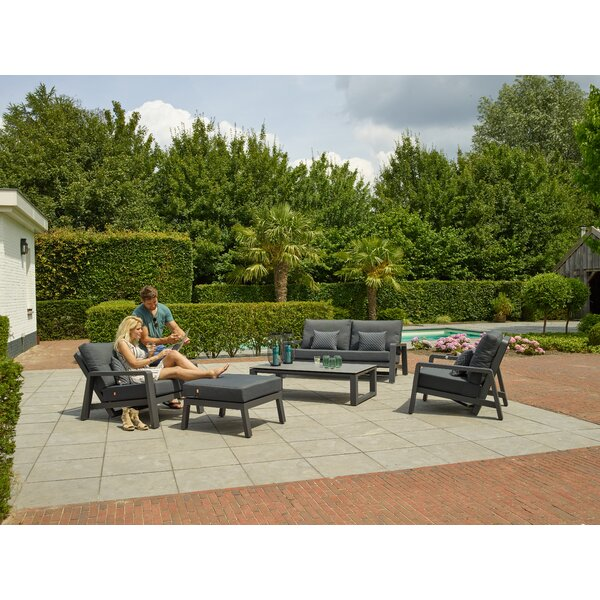 Farrier Estate 5 Piece Sofa Seating Group with Cushions by Brayden Studio
