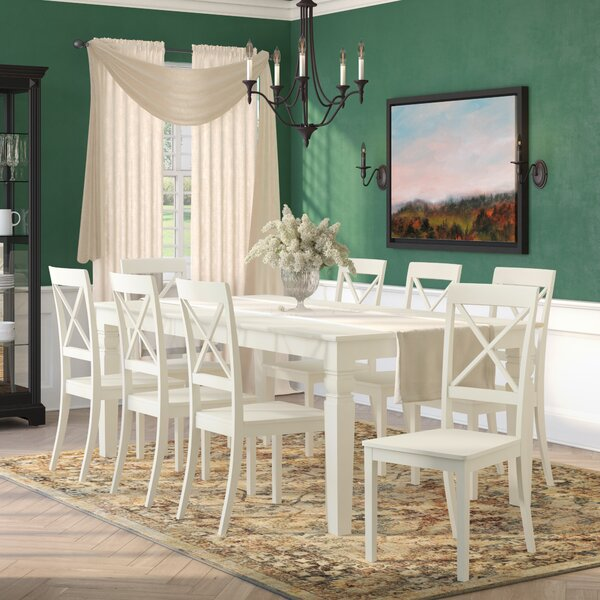 Belavida 9 Piece Dining Set by Darby Home Co