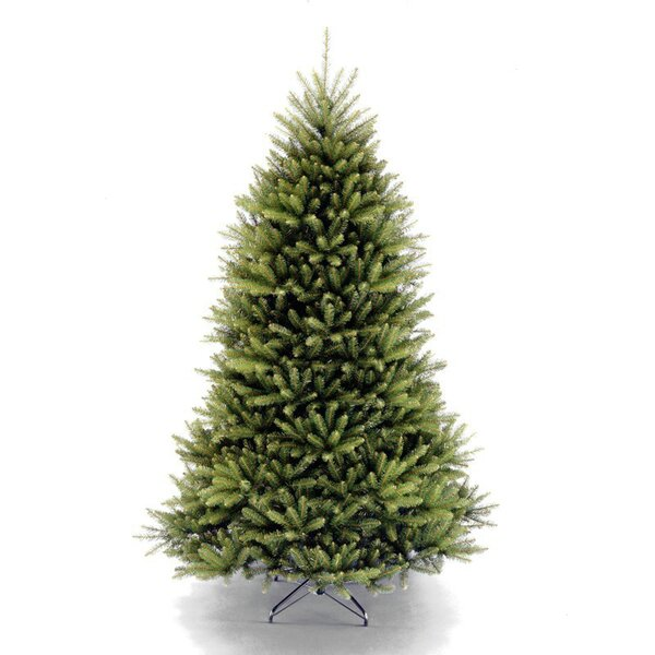 Fir Green Artificial Christmas Tree by Beachcrest Home