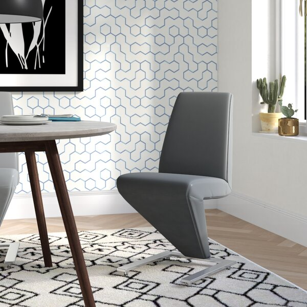 Coen Upholstered Dining Chair (Set of 2) by Wade Logan