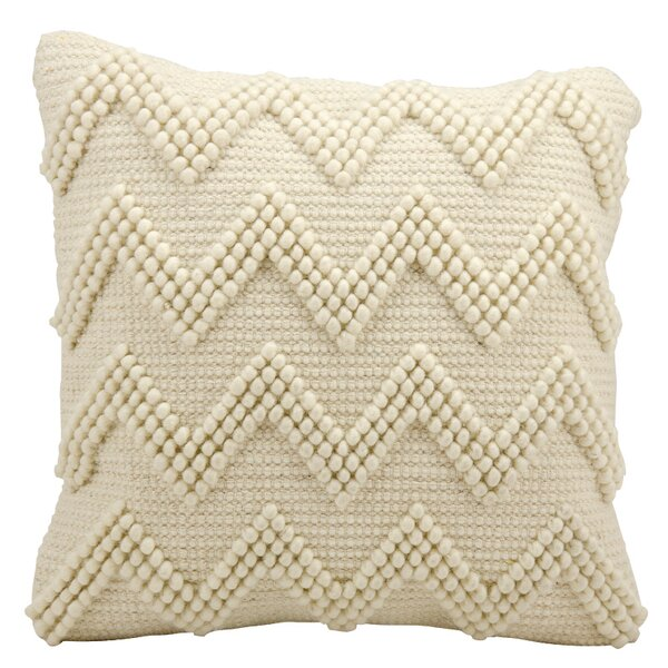 Breuer Throw Pillow by Mercury Row