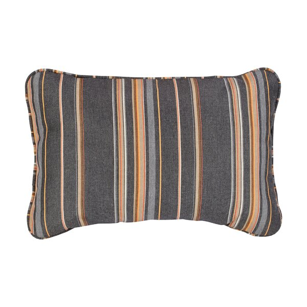 Outdoor Sunbrella Lumbar Pillow (Set of 2) by Mozaic Company