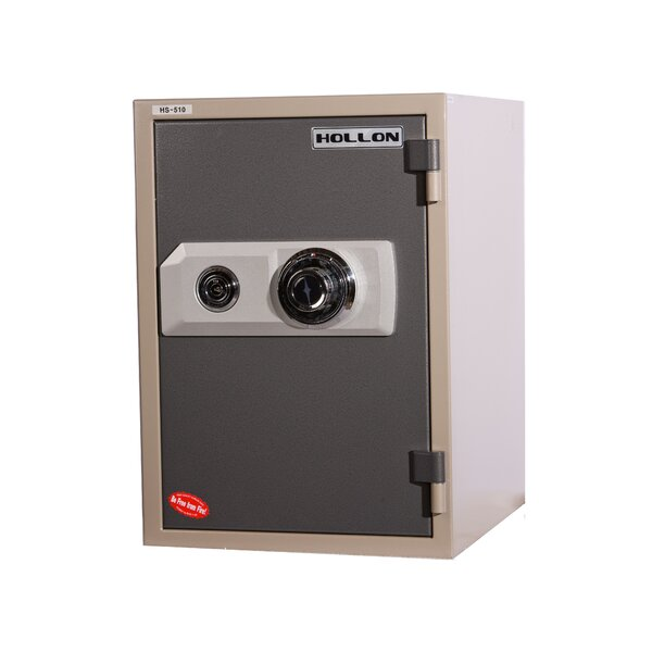Fireproof Security Safe by Hollon Safe