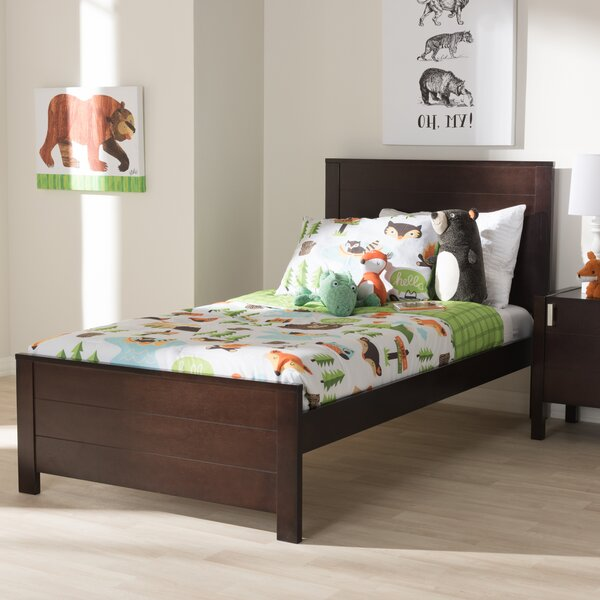 Bernardo Standard Bed By Mack & Milo by Mack & Milo Coupon