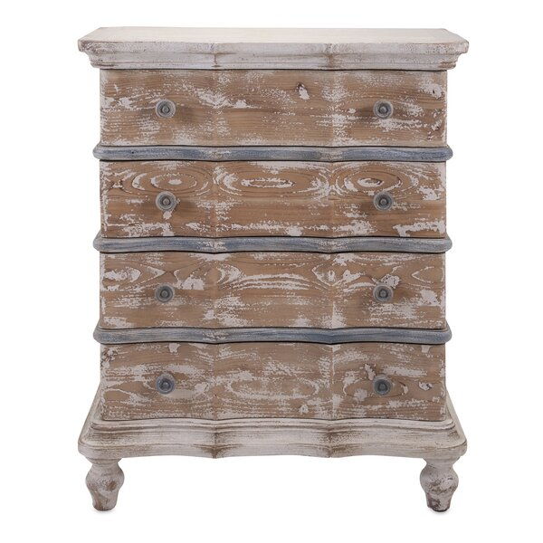 Waterford 4 Drawer Accent Chest by One Allium Way