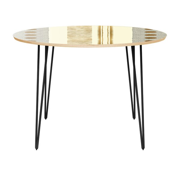 Holmquist Dining Table by Bungalow Rose