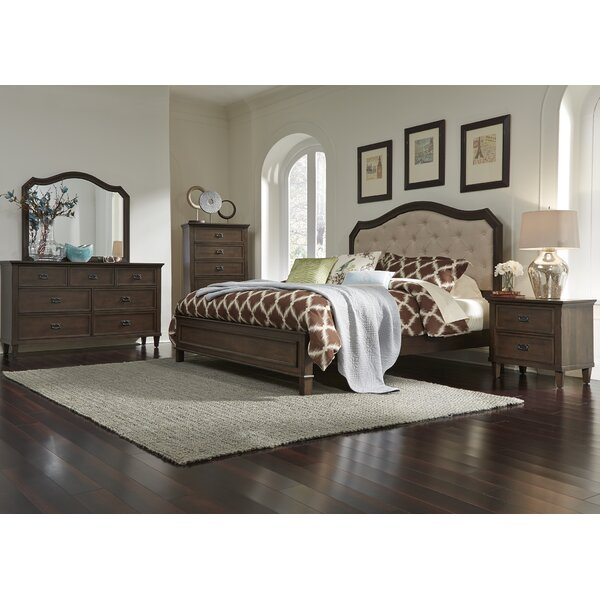 Abe Panel Configurable Bedroom Set by Darby Home Co