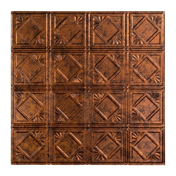 Traditional 4 2 ft. x 2 ft. Drop-In Ceiling Tile i