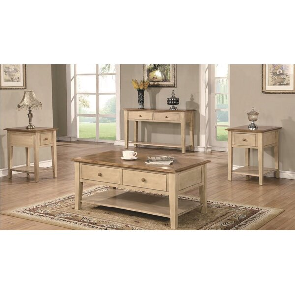 Sisler End Table with Storage by August Grove August Grove