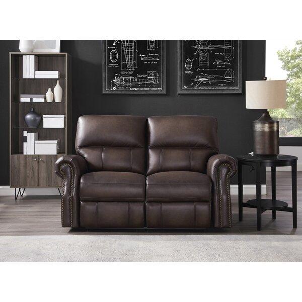 Compare Price Benvolio Leather Reclining 64