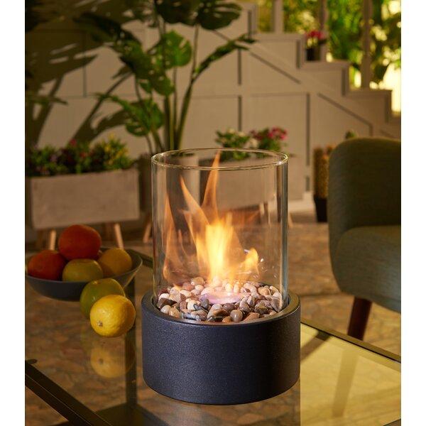 Bio-Ethanol Tabletop Fireplace by Danya B