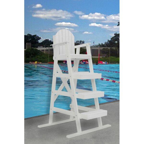 Plastic Adirondack Chair by Frog Furnishings