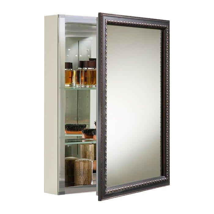 Recessed Or Surface Mount Framed 1 Door