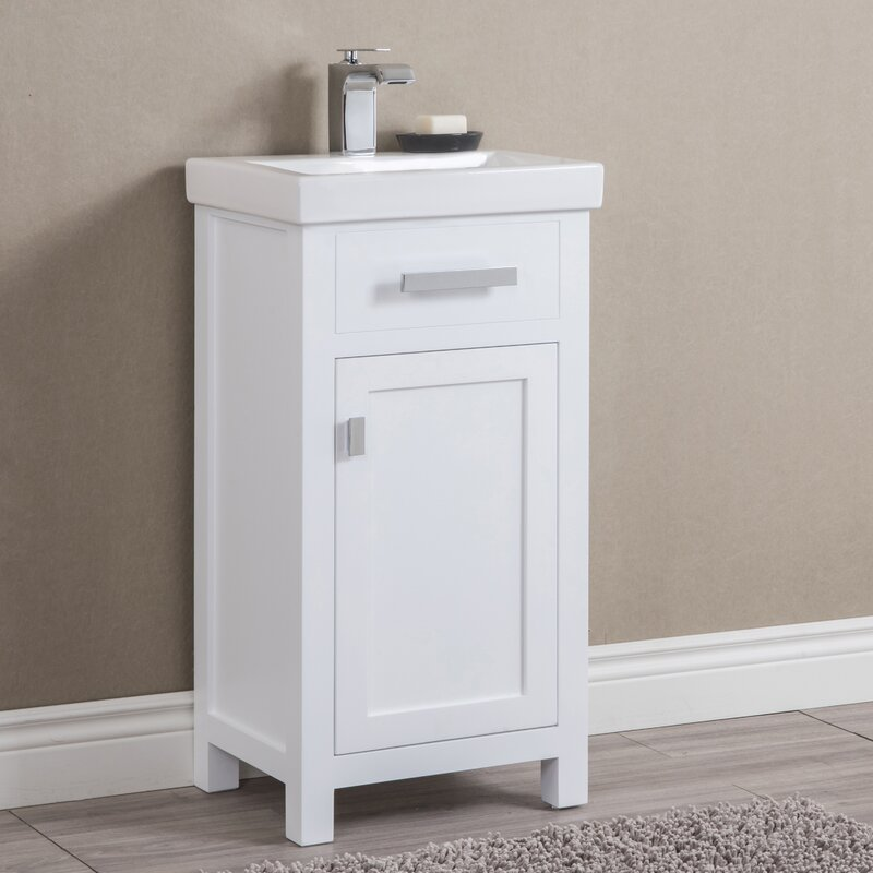 Search Results For 18 Inch Deep Bathroom Vanity